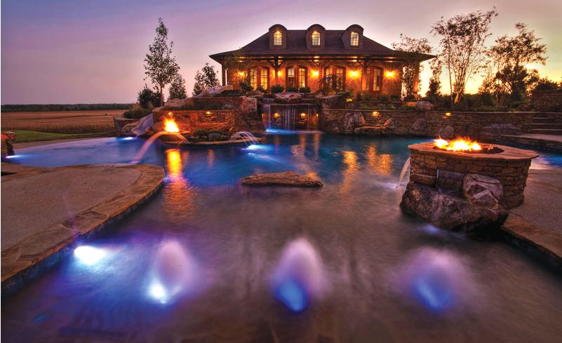 The Hottest Trend In Pool Design
