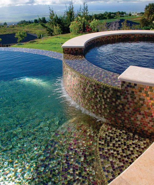 5 Finish Options For Pools Besides Plaster   Luxury Pools + Outdoor Living