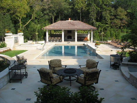 Share - 6 Pool Deck & Patio Design Ideas - Luxury Pools + Outdoor Living