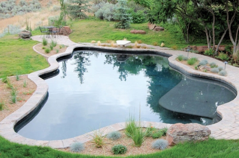 6 Pool Deck & Patio Design Ideas - Luxury Pools + Outdoor Living