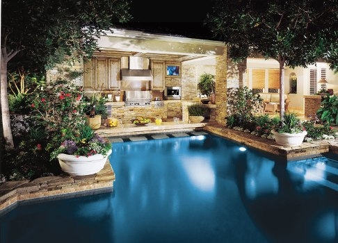 Luxury Pools + Outdoor Living