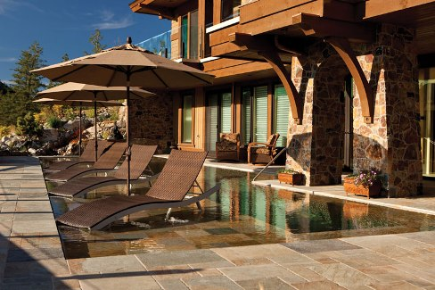6 Pool Deck Patio Design Ideas