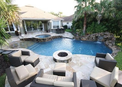 8 Tips For Fire Pit Safety Luxury Pools Outdoor Living