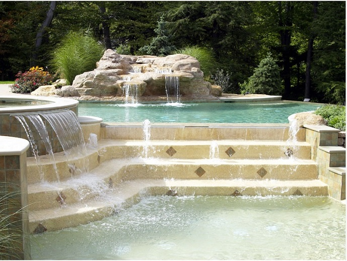 Top Trends in Pool and Spa Design - Luxury Pools + Outdoor Living