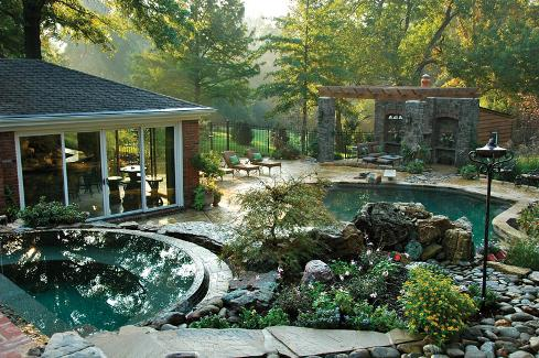 Beau Pools With Spas: Top 5 Design Options For Pool Spa Combos   Luxury Pools +  Outdoor Living