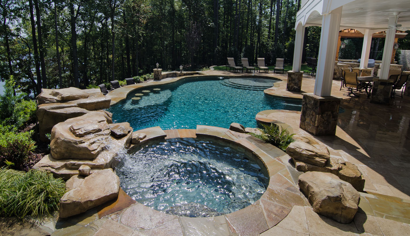 7 Fun Facts About Swimming Pools Luxury Pools Outdoor Living