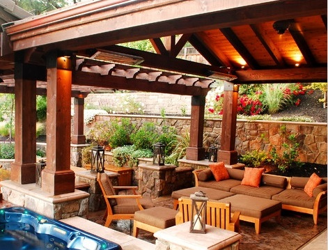 Stylish Outdoor Heaters To Warm Up Your Patio Luxury Pools Outdoor Living