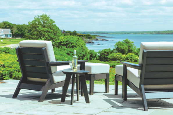 Sitting Pretty. Add Pizzazz To Your Pool Patio With These Stunning  Contemporary Furniture Collections
