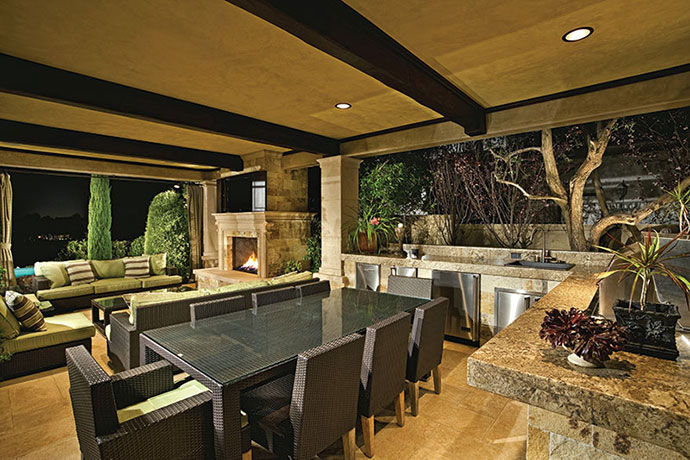 Outdoor Kitchens Part 1: Appliances, Countertops, Cabinets ...