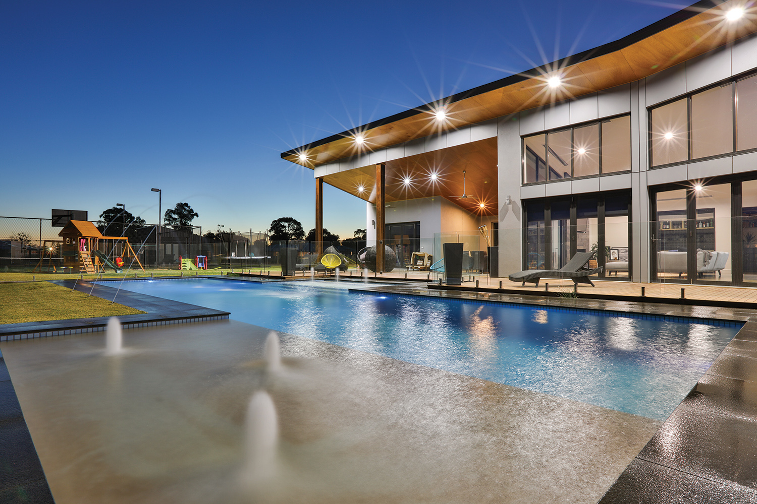 Master Pools Guild Luxury Pools Outdoor Living