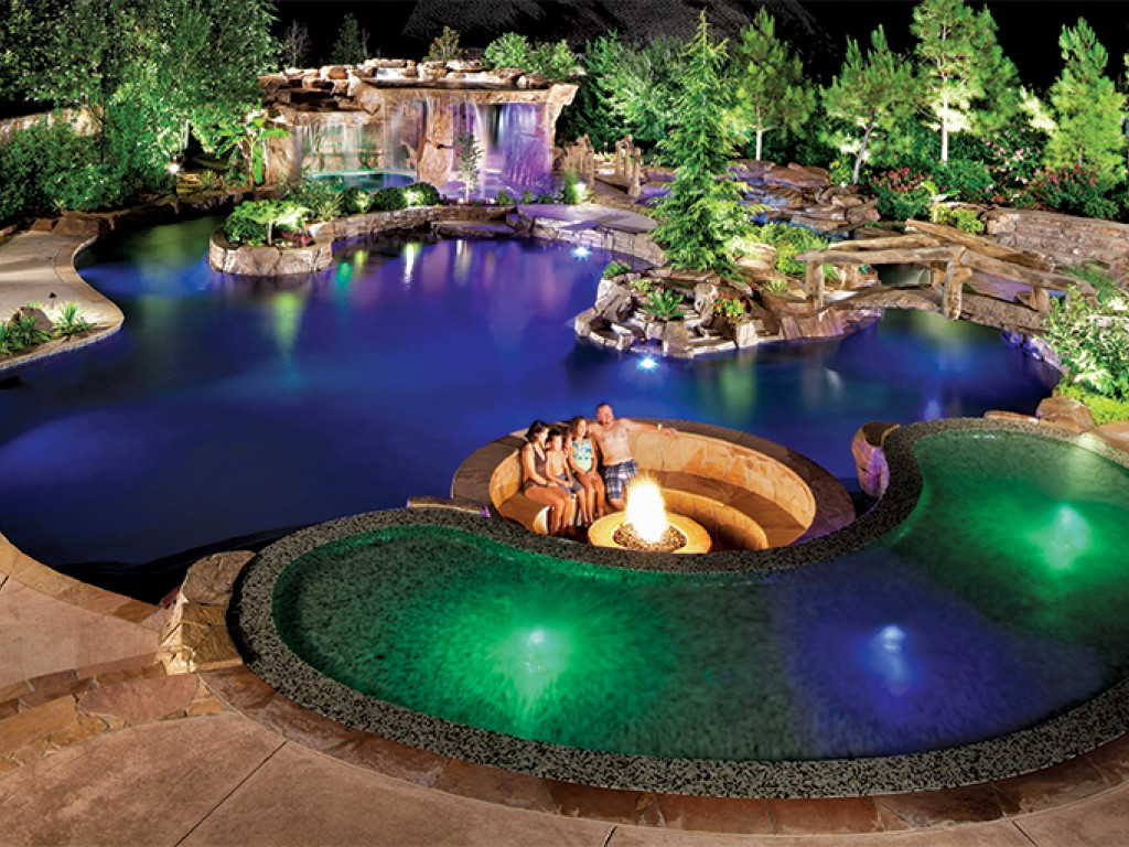 Blue Haven Pools & Spas - Luxury Pools + Outdoor Living on Outdoor Living Pool And Spa id=63080