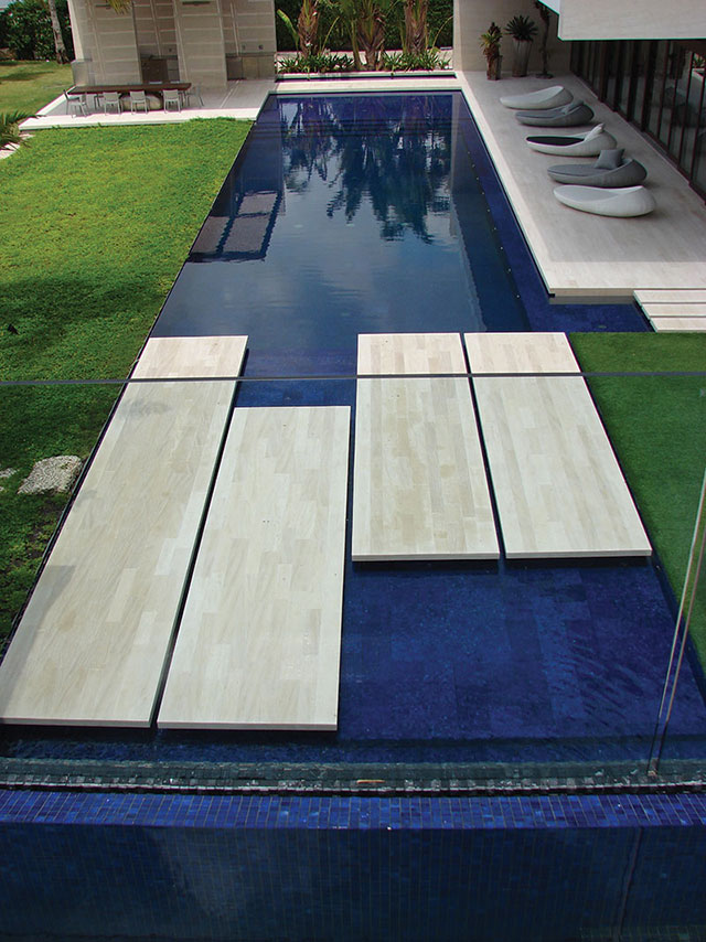 Pervious Options For Pool Decks Luxury Pools Outdoor