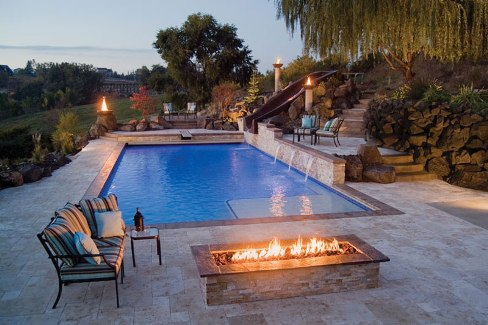 Top 6 Pool Deck Patio Design Ideas