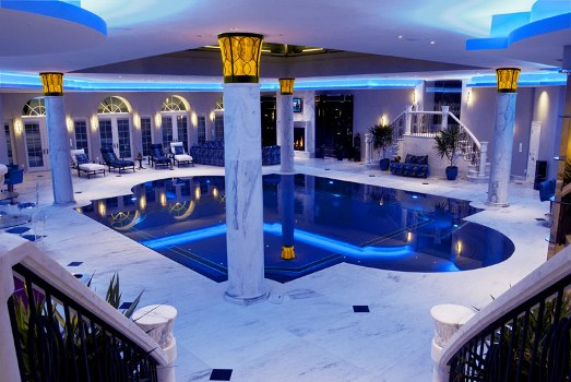 48 Inspiring Indoor Pool Designs Luxury Pools Outdoor Living Best Roman Swimming Pool Designs