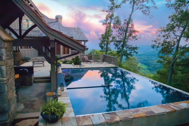 Don 39 T Add A Pool Add A Luxurious Poolscape Luxury Pools Outdoor Living