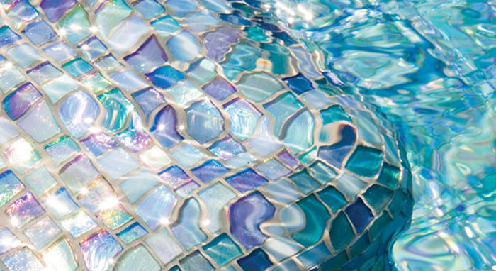 Glass Tile Pool Finishes Benefits Cost Amp Installation