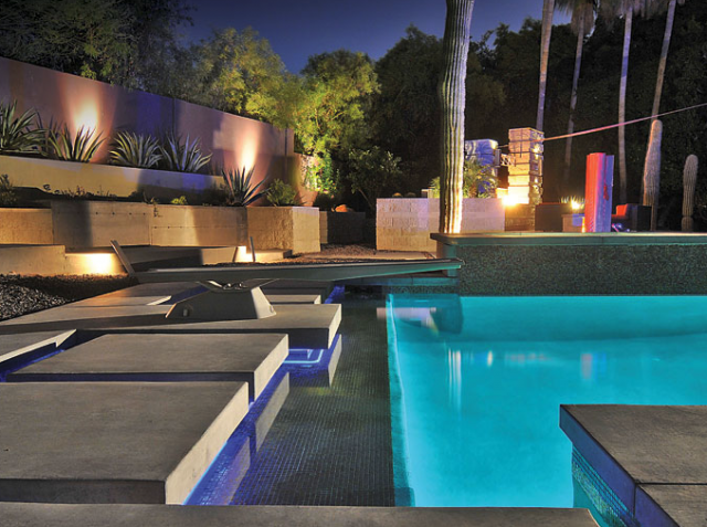 Luxury Pool Renovations Before And After