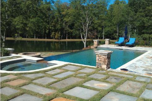 Pools With Spas Top 5 Design Options For Pool Spa Combos Luxury Outdoor Living