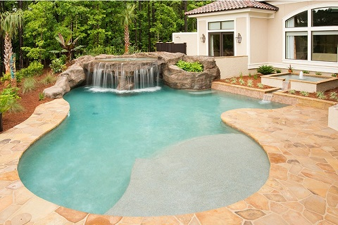 Pool Finishes - Luxury Pools + Outdoor Living