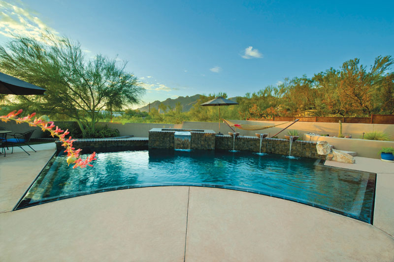 Top 8 Swimming Pool Shapes - Luxury Pools + Outdoor Living