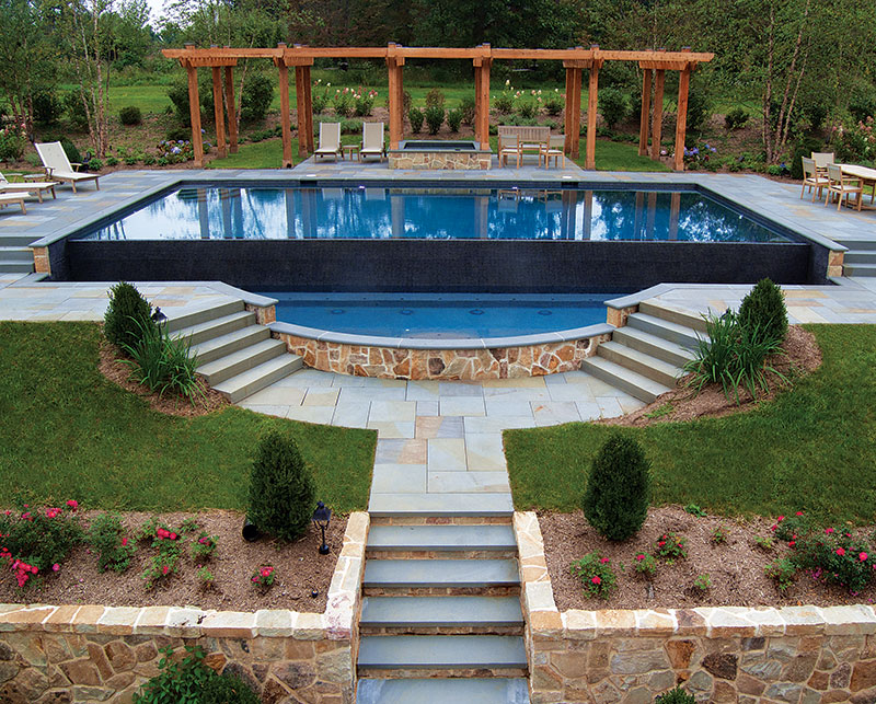 Pool Builder Insight: How a Pool Design is Born and Built - Luxury ...