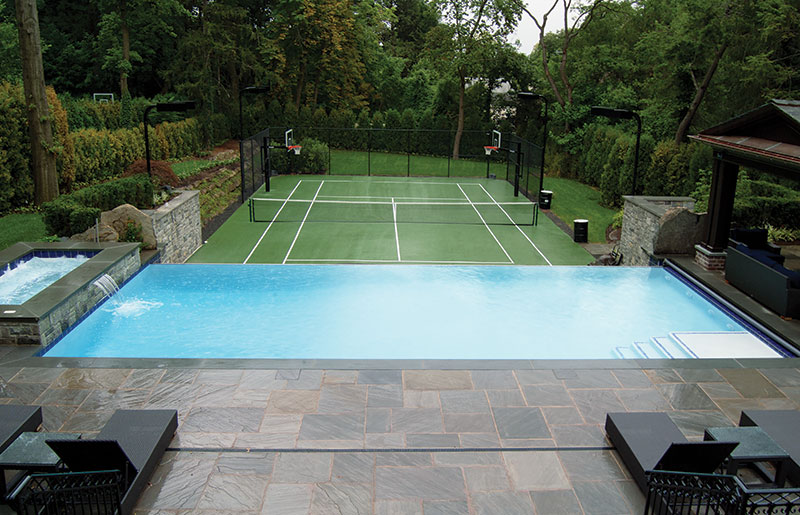 I Want A Swimming Pool In My Backyard on