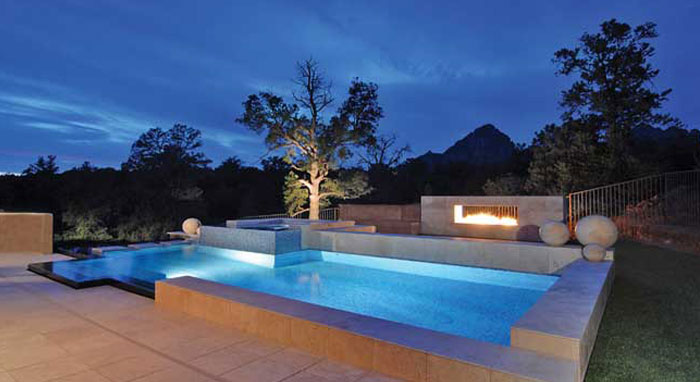 Using Color in Luxury Pool Design - Luxury Pools + Outdoor ...