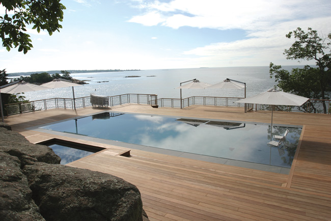 Pool Features Glossary: Common Terms and Definitions - Luxury Pools ...