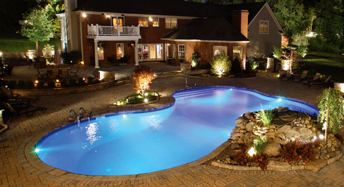 HOME Luxury Pools Outdoor Living