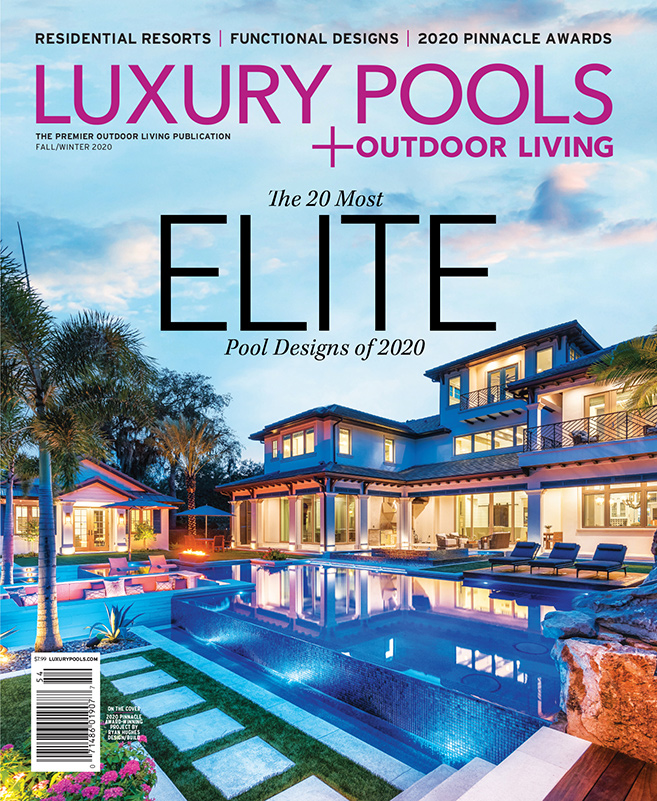 Luxury Pools Spring 2020